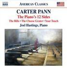 Carter Pann: The Piano's 12 Sides (CD, Aug-2014, Naxos (Distributor))