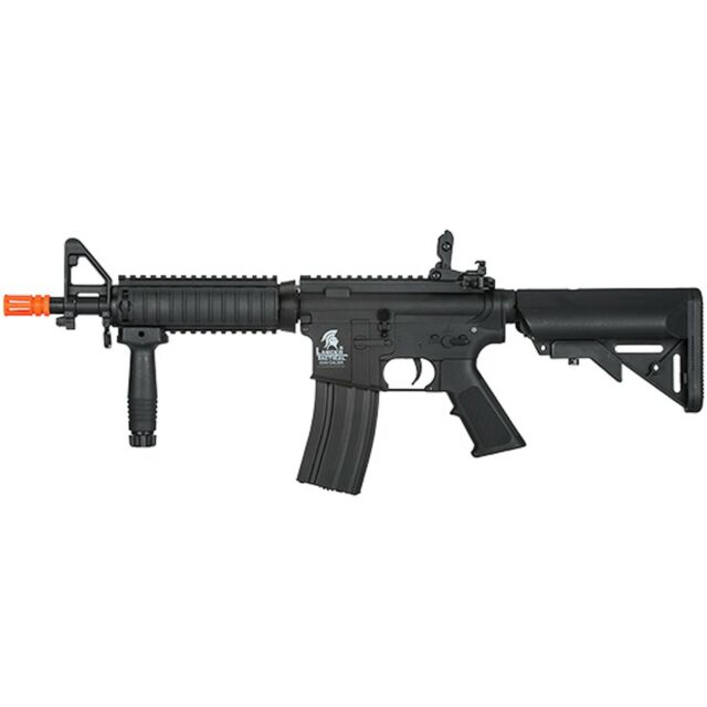 Lancer Tactical Black Polymer Metal Gen 2 Mk18 Mod 0 AEG