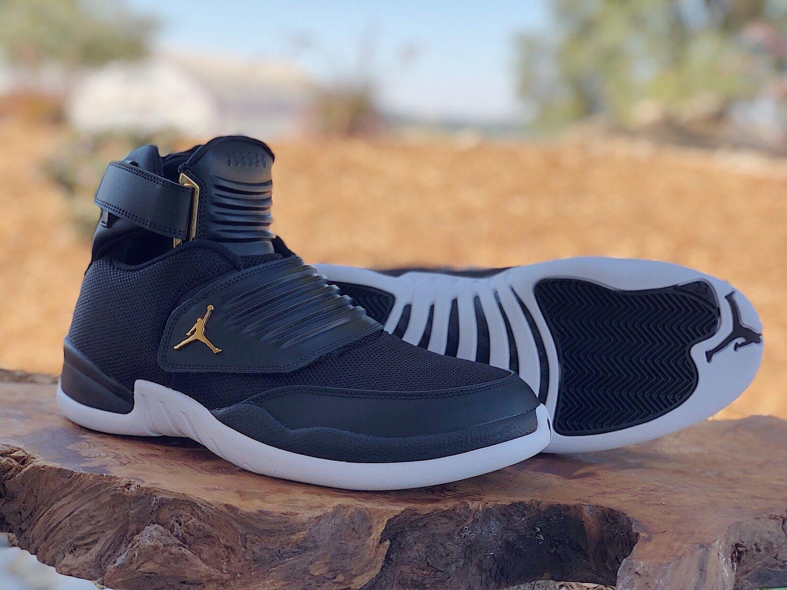 Homme Jordan génération 23 AA1294-021 Noir Noir NEUF Taille 10.5
