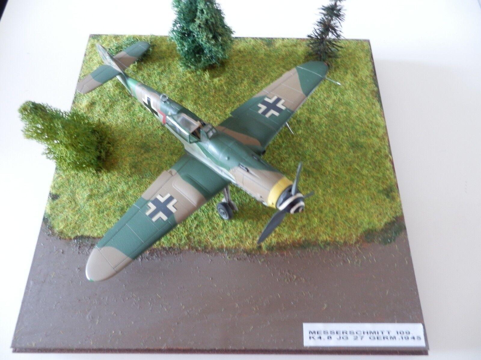 Messerschmitt Bf 109 k4 1:48 - modellismo
