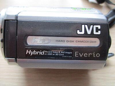 Aufrichtig Jvc Gz-mg130e 30 Gb Camcorder Foto & Camcorder