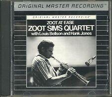 Sims, Zoot Quartet Zoot at ease MFSL SILVER (ALU) CD RAR programmazione a oggetti