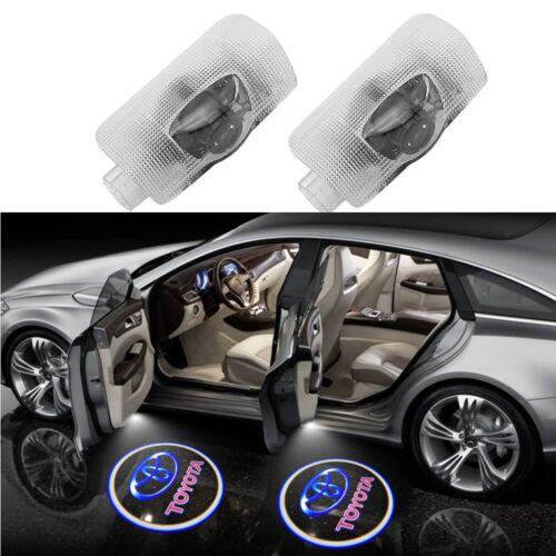 Accesorios Para Carro Luces Luz Led De Auto Puerta Toyota Proyector Luzes Lus