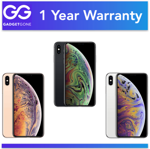 Apple iPhone XS   AT&T - T-Mobile - Verizon Unlocked   All Colors & Storage