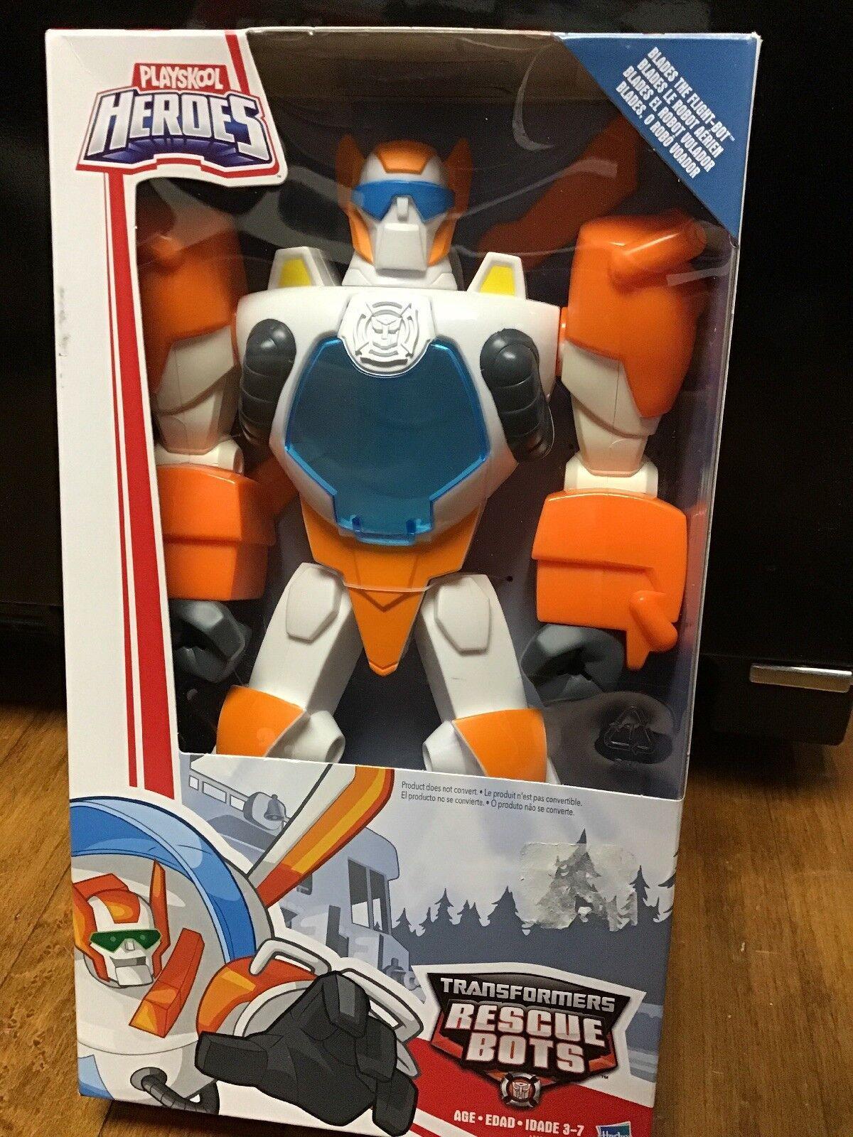Playskool Heroes Transformateurs Rescue Bots Blades le vol-Bot action figure