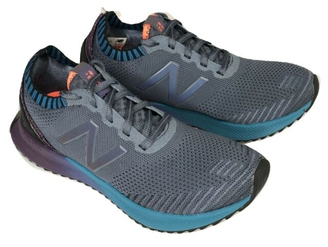 Women's New Balance Fuelcell Echo Chase The Light Thunder Dark Neptune Size 7 US