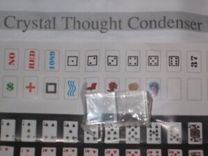 Magician-039-s-Crystal-Thought-Condenser-Stage-Close-Up-Real-Street-Magic-Trick