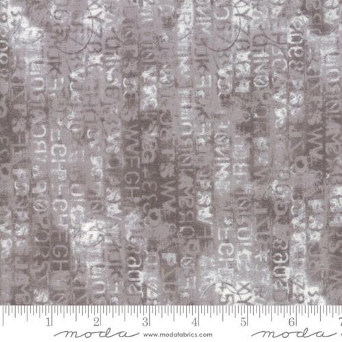 Moda Quilt Fabric Metropolis Cipher Primer by BasicGrey by half-yard #30566 12