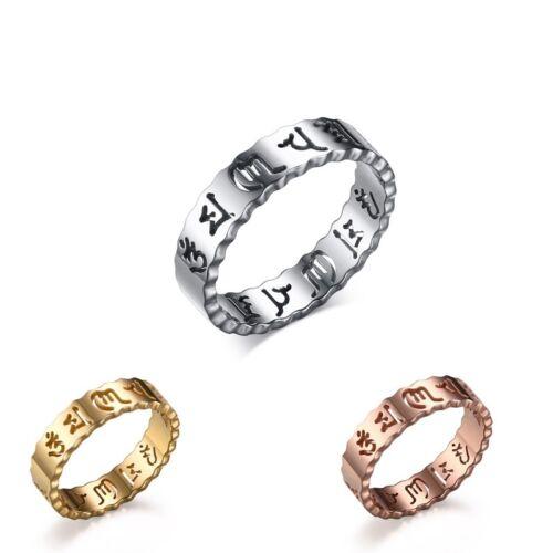 Ring Modisch Mode Damen Band Herren 178 Trendig Fingerring Edelstahl