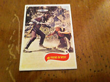 1967 Planet Of The Apes Vintage Trading Card Friend In Need #49 Movie TV Film