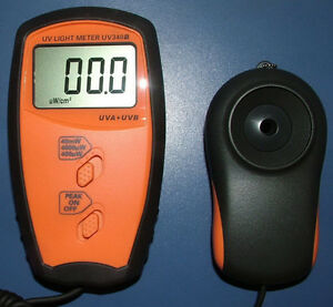 UV LIGHT METER UV340B 290~390nm