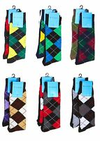 12 PAIRS FISRT QUALITY PATTERN FASHION SOCKS SIZE 10-13 COTTON MENS DRESS SOCKS