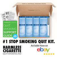 4 Week Quit Smoking Kit - Satisfying Craving Relief - Stop Smoking Replacement