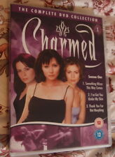 Charmed - Series 1-8 - Complete (DVD, 2014, 8-Disc Set, Box Set)