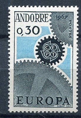 Impartial Timbre Andorre France Neuf N° 179 Europa Andorra