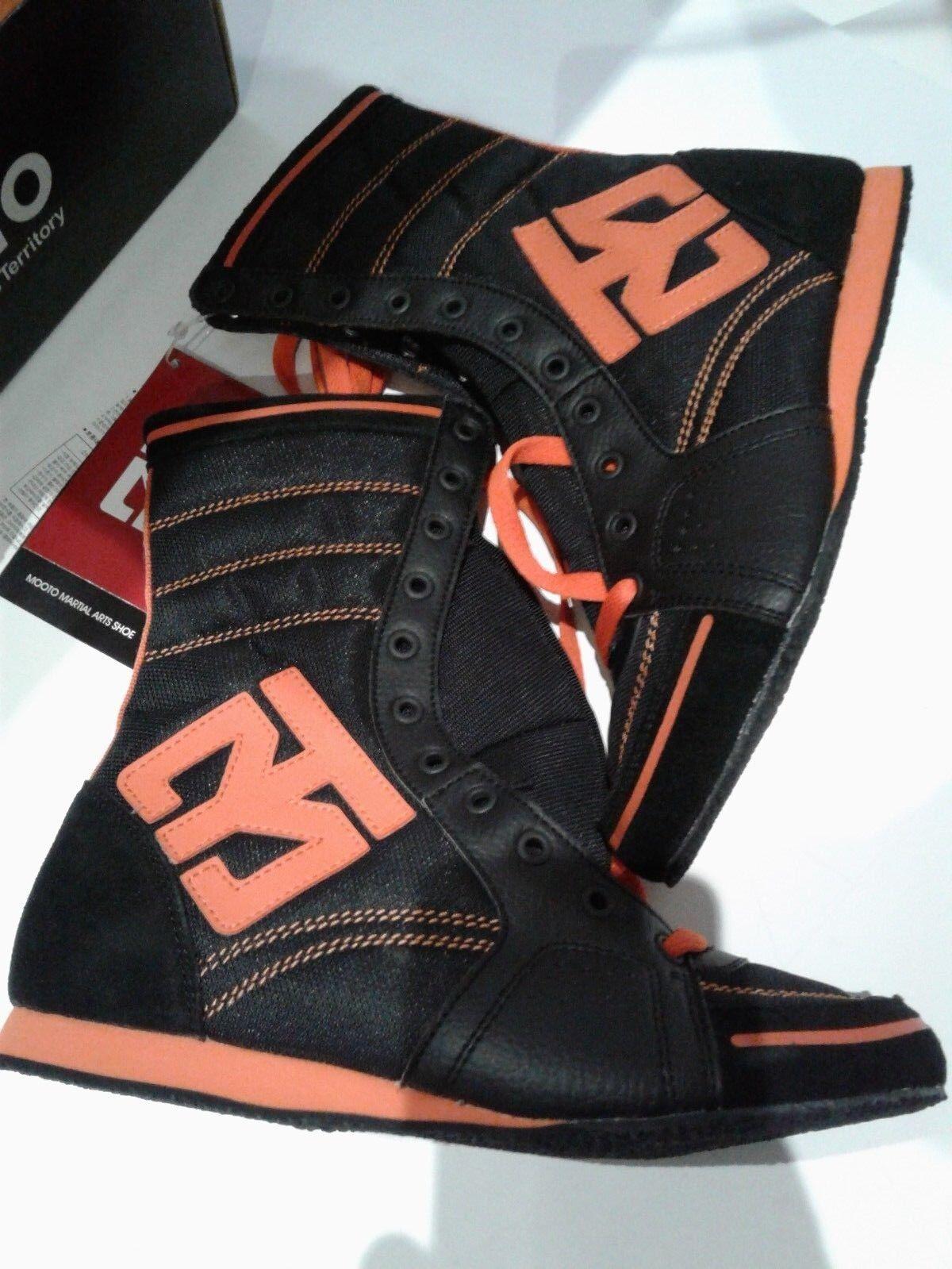 MOOTO Light Shadow All  Purpose Martial Arts shoes Boots - FREE Shipping  no minimum
