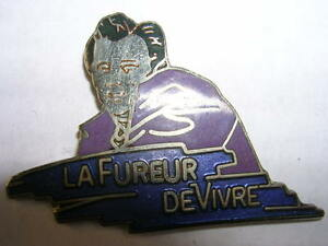 PIN-039-S-JAMES-DEAN-LA-FUREUR-DE-VIVRE-RARE