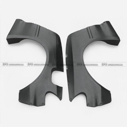 For Honda EG Civic Hatch Back RB Style Wide Body FRP Rear Fender Mudguard Kits