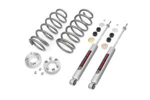 "3/"" Suspension Kit w// rear shocks Fits 1996-2002 Toyota 4Runner 4wd"