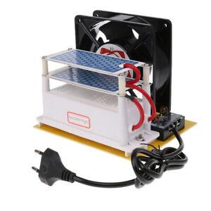 Ozonator Generator Ozon Maschine Luftreiniger Desinfektion 10000mg//h AirPurifier
