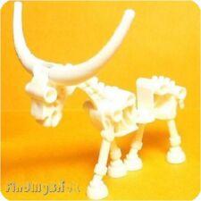 Glow in the Dark 9462 NEW N510A Lego Minifigure Animal Skeleton Skeletal Horse