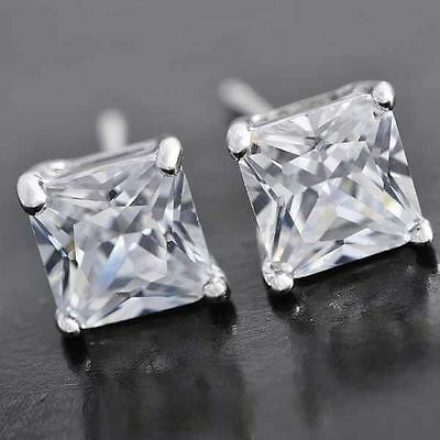 fashion big sterling silver 14k gold p swarovski crystal stud earrings earings