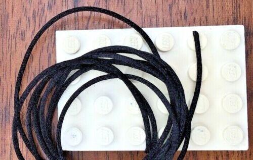 Lego Medium String Cord Black 150cm x77cc150 Rigging