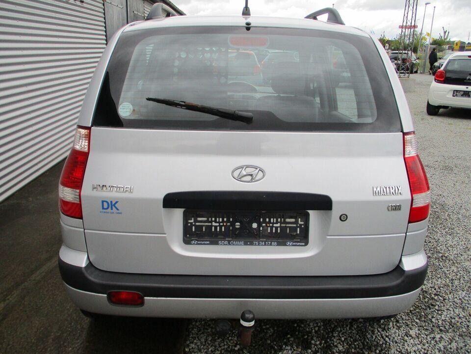 Hyundai Matrix 1,5 CRDi 110 GL Van Diesel modelår 2007
