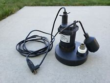 Flotec 14hp 85 Amp Submersible Water Electric Sump Pump Model Fp0s1800a 03