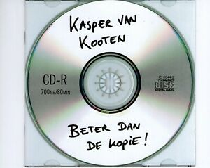 CDKASPER VAN KOOTENbeter dan de kopie2CD NEAR MINT (R2656)
