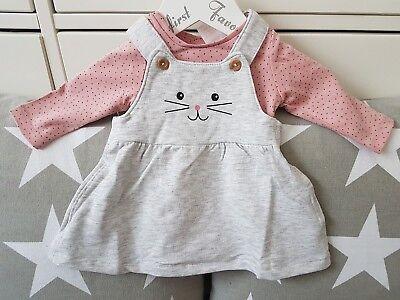 50 56 68 74 86 Neu 124041 Gr Boboli Baby Jeans Kleid Jeanskleid  Art.-Nr