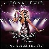 Leona Lewis - Labyrinth Tour (Live from the O2 2010) CD LIVE + DVD FULL CONCERT