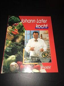 JOHANN LAFER KOCHT - Gebundene Ausgabe / Kochbuch, Fernsehkoch, Sternekoch