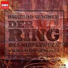"RICHARD WAGNER ""DER RING DES NIBELUNGEN"" 14 CD NEU"
