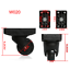 1pair-360-Spinner-Caster-Wheel-Replacement-Axles-Repair-for-Trolley-Suitcase thumbnail 59