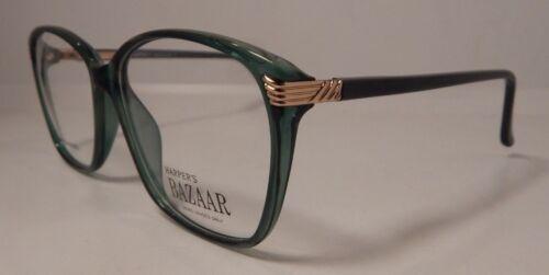 Vintage 5 pc Harper/'s Bazaar 17 Jade 55//14 Eyeglass Frame Lot NOS
