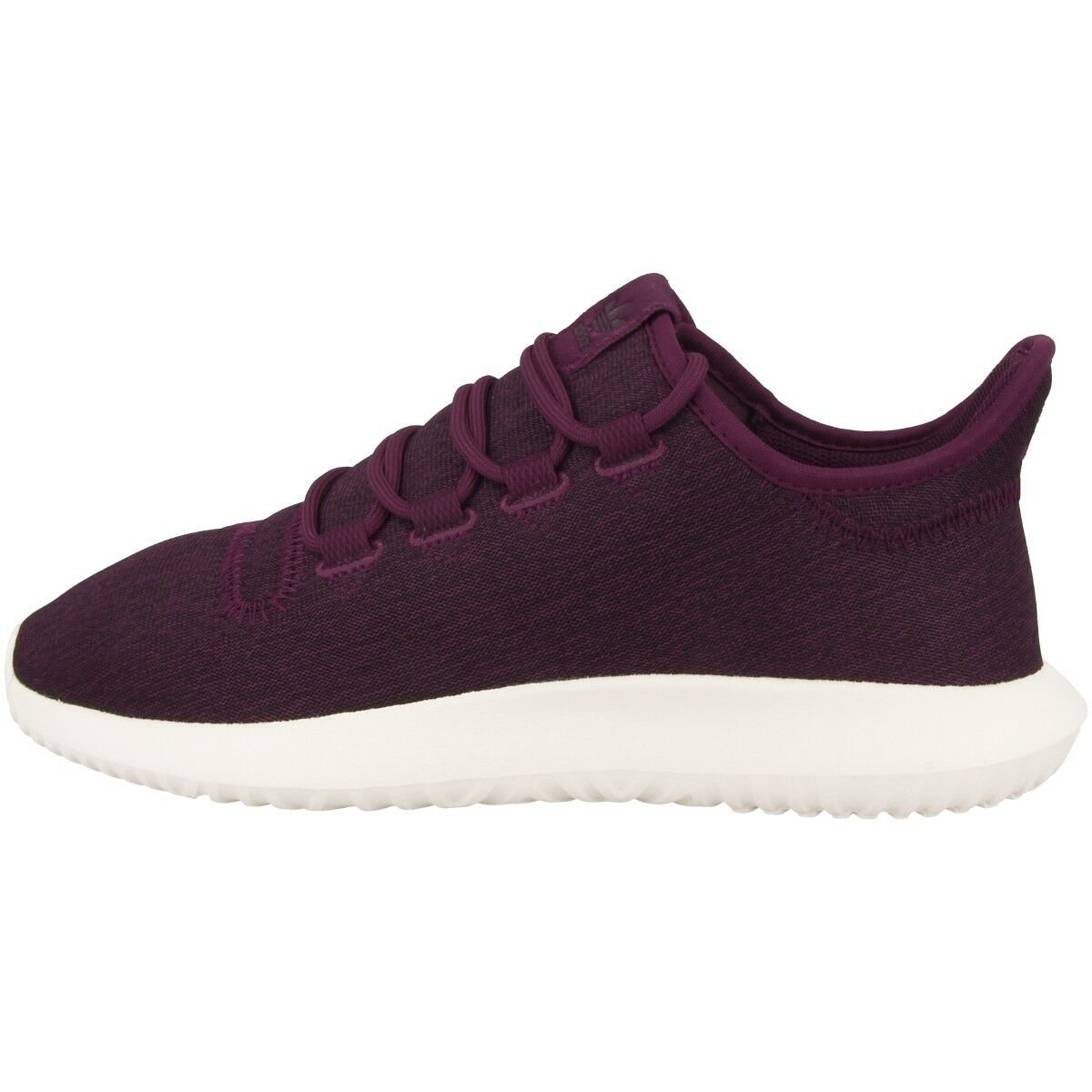 Adidas Tubular Shadow Women's shoes Runner Sneakers Running Maroon White CQ2461