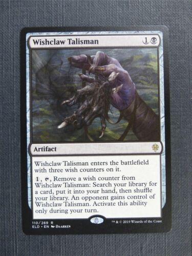 Mtg Magic Cards #3EF Wishclaw Talisman