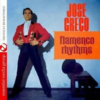 Jose Greco - Flamenco Rhythms [new Cd] Manufactured On Demand on Sale