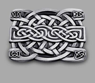 Mens Celtic Gaelic Viking Nordic Punk Rock Biker Cowboy Belt Buckle
