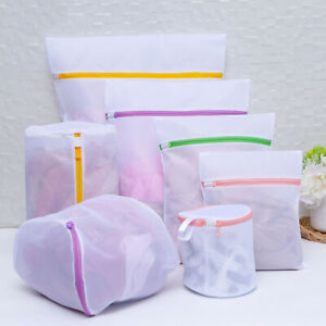 GI-3-4-5-6-7Pcs-Underwear-Clothes-Mesh-Net-Zipper-Pouch-Washing-Machine-Laundry