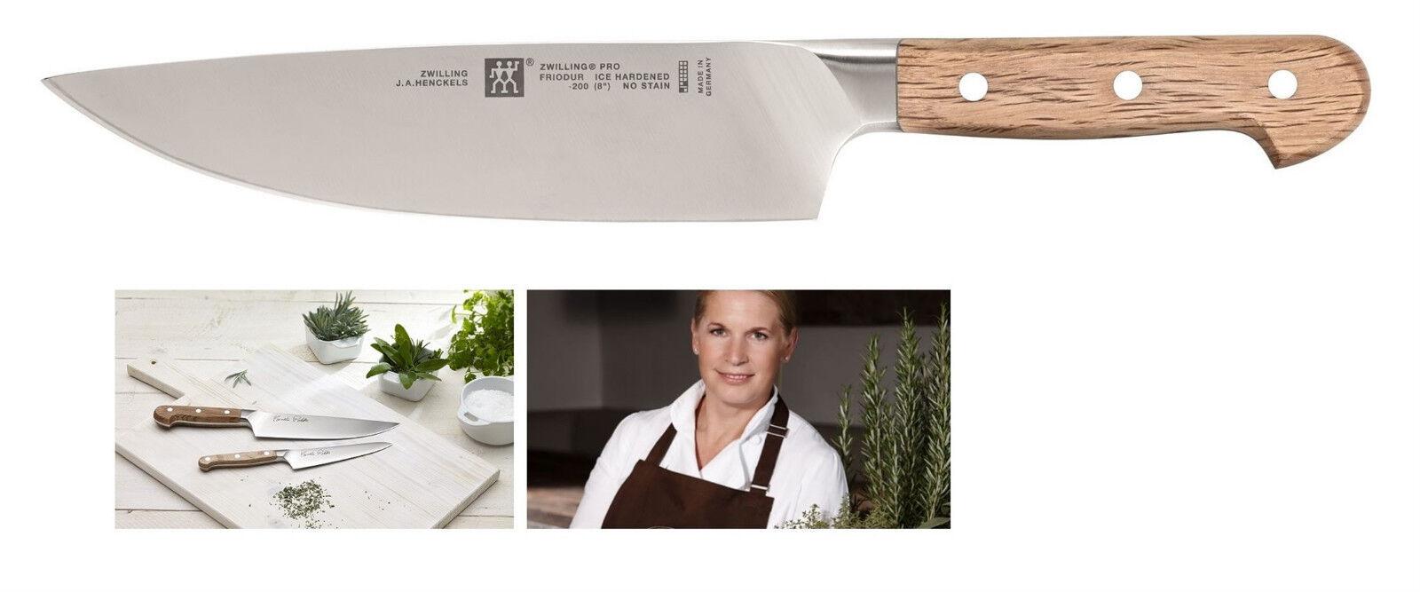 Zwilling  Pro Cornelia Poletto  38461-200 Chef' Knife 8  -coltello chef (cm. 20)