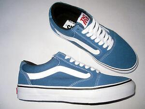 Vans-TNT-5-Blue-White-Tony-Trujillo-classic-Pro-Model-Skateboard-Schuh-new