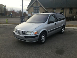 1997 Chevrolet Venture Mini Van - For Sale