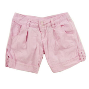 Girls-Pink-Shorts-sz-10-12-14-16