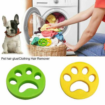 Reusable Pet Hair Remover Brush Cat Lint Dog Fur For Laundry Washing Machine Ebay