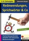 Redewendungen, Sprichwörter & Co von Alexandra Berger (2010, Taschenbuch)