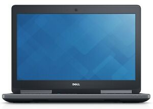 Dell-Precision-7510-Laptop-15-6-034-Xeon-E3-1505M-V5-2-7GHz-32GB-512GB-SSD-Win10P