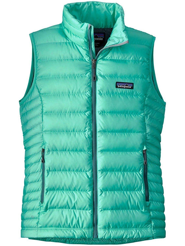 Patagonia Womens Down Sweater Vest -   X-Small - Galah Green  - RRP