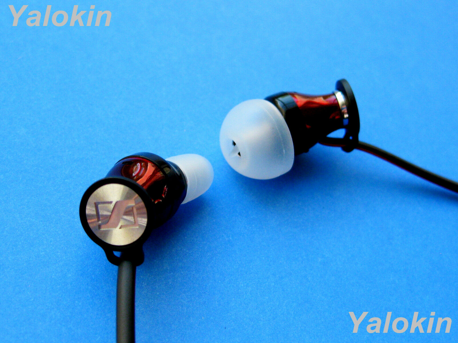 CL-NSEN 16pcs XS//S//M//L Comfort Eartips buds for Sennheiser Momentum Earphones